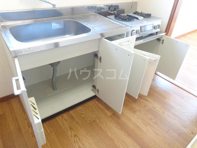島崎マンション 201号室の収納