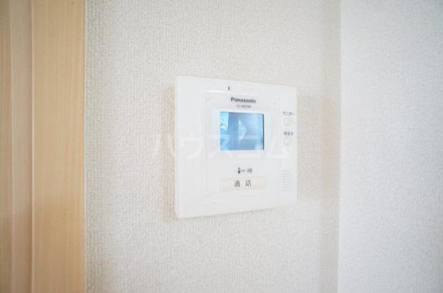 クラールA 01020号室のセキュリティ