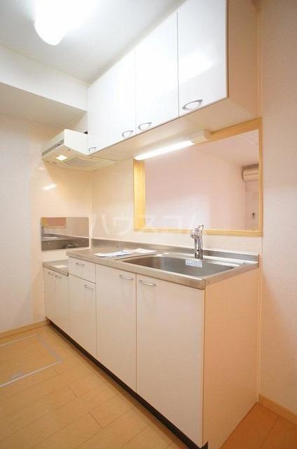 クラールA 01020号室のキッチン