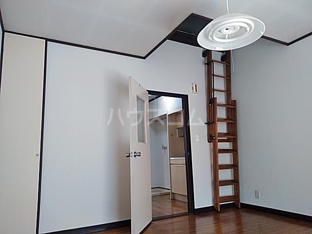 ハピネスハイツ 202号室の居室
