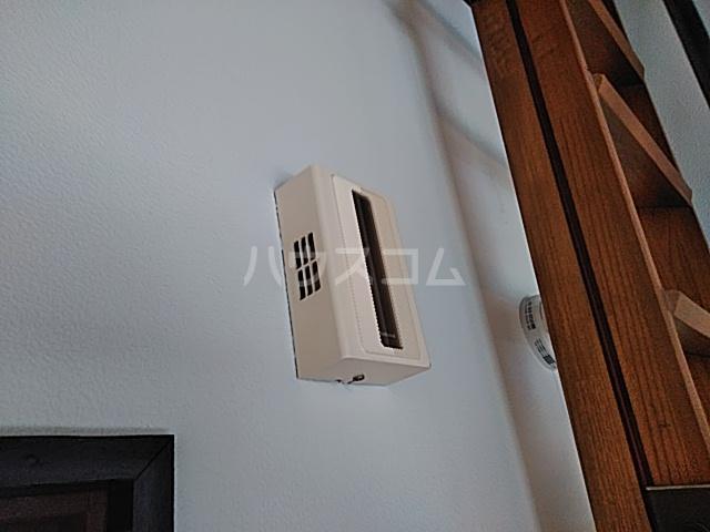 ハピネスハイツ 202号室のセキュリティ