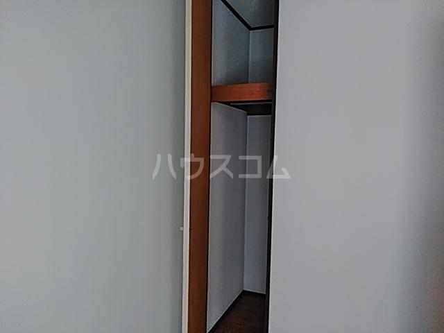 ハピネスハイツ 202号室の収納