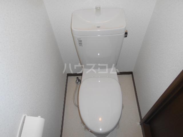 アカギ第2ハイツ 203号室のトイレ
