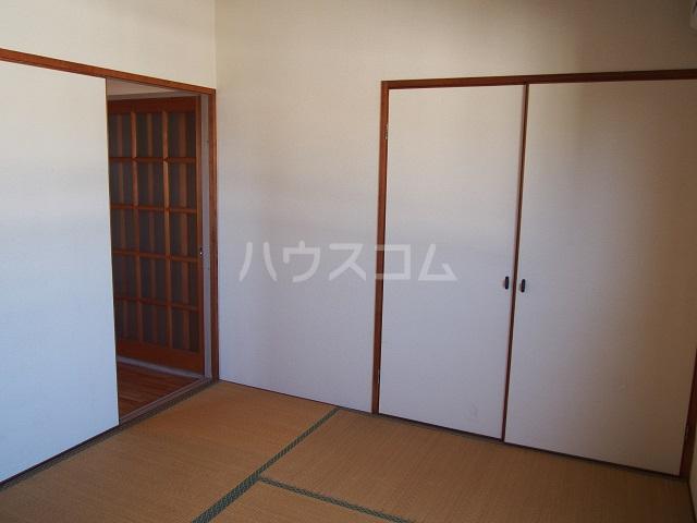 大塚ハイツC 201号室のバルコニー