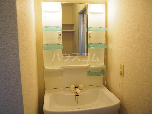 大塚ハイツC 201号室の洗面所