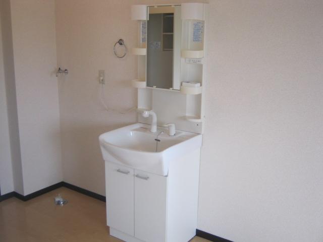 ヴィラファイン 101号室の洗面所