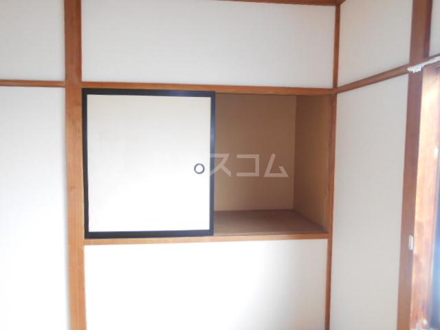 メゾンモテギⅡ-1の居室
