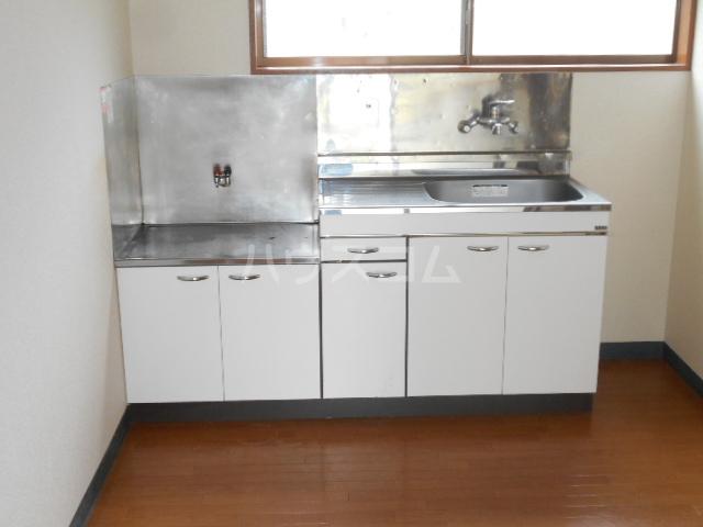 メゾンモテギⅡ-1のキッチン