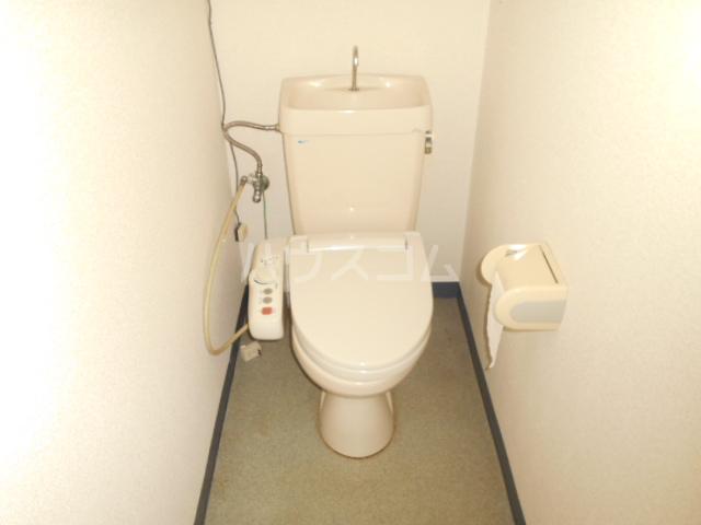メゾンモテギⅡ-1のトイレ