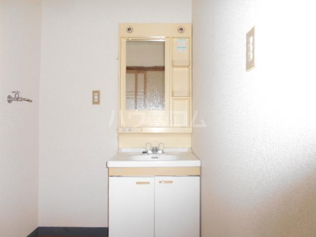 メゾンモテギⅡ-1の洗面所