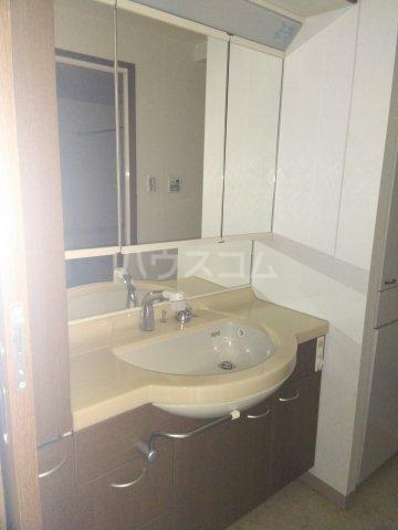 ハミーユ籠原南口 902号室の洗面所