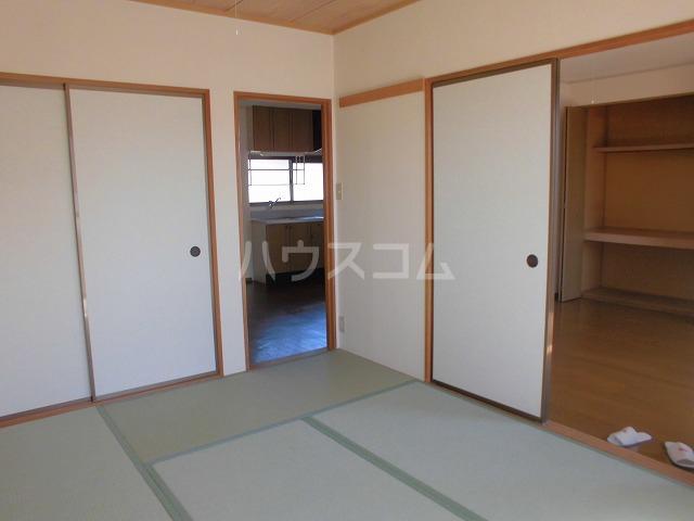 パルハウス 101号室の居室
