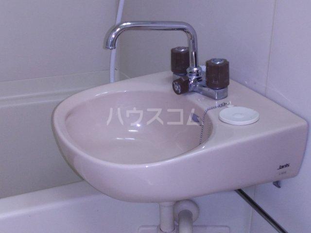 宮前ビル 803号室の洗面所