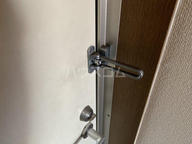 チェリーハイムA 108号室のセキュリティ