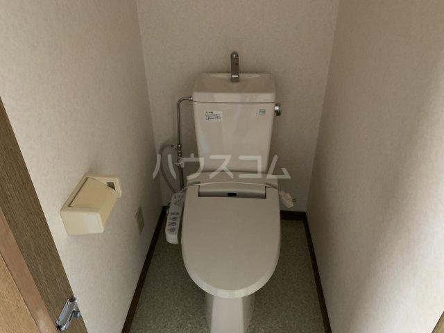 チェリーハイムA 108号室のトイレ