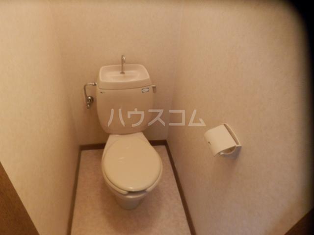 ドルフィンダイヤモンド 102号室のトイレ