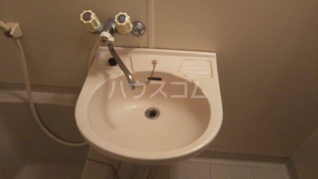 ドルフィンダイヤモンドⅡ 101号室の洗面所