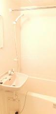 レオパレスエクセディオールⅡ 207号室の洗面所