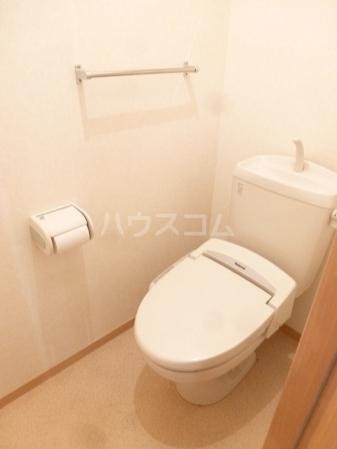 ウィル・ボナールB 202号室のトイレ