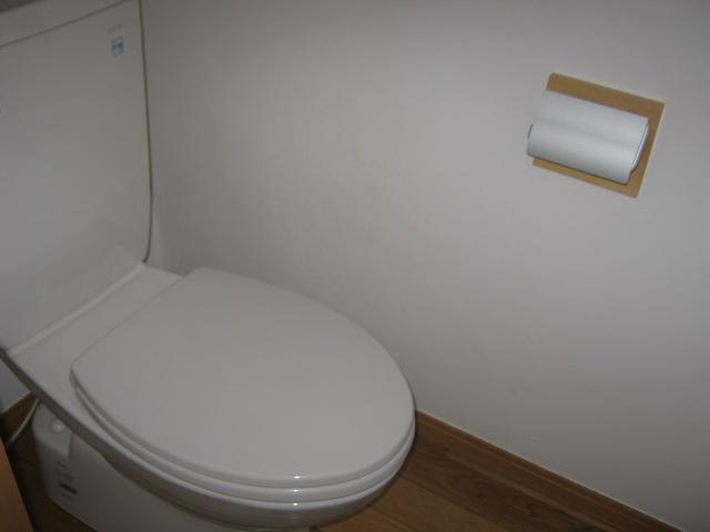 ALM HAUS 301号室のトイレ