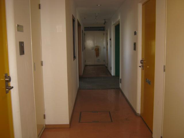 ALM HAUS 301号室の玄関