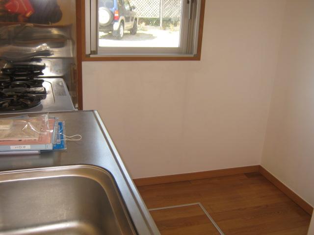 ALM HAUS 301号室のキッチン