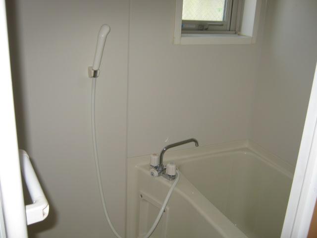 ALM HAUS 301号室の風呂