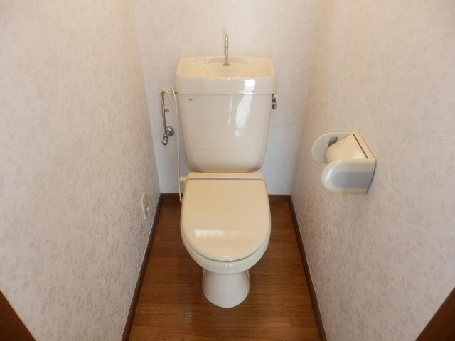 ブロッサムタウンのトイレ