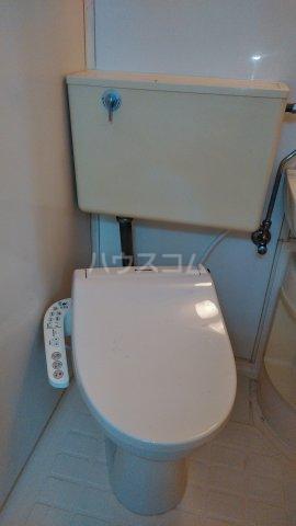 浅見ハイツ 105号室のトイレ