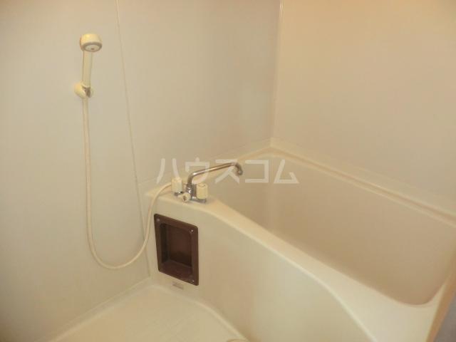 ヴィレッジ室岡 201号室の風呂