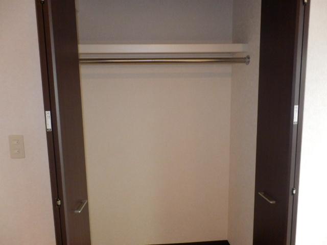 セントフィールド 207号室の収納