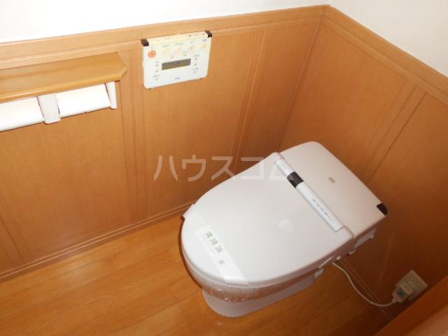 フォレストヴィラのトイレ