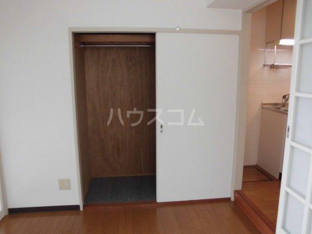 メゾン静二号棟B 206号室の収納