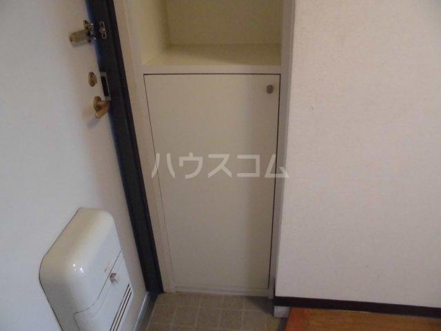 メゾン静二号棟B 206号室の玄関