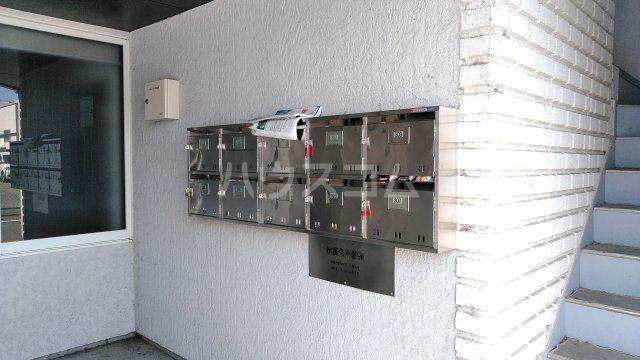 ビレッジKR-5 306号室のエントランス