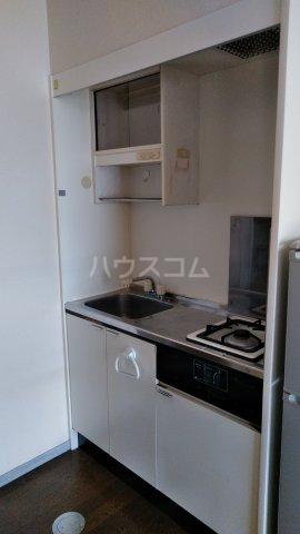 ビレッジKR-5 306号室のキッチン