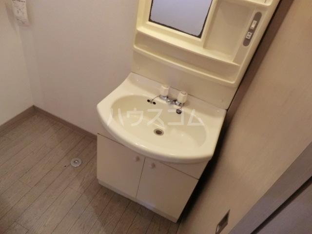 レジデンス三沢Ⅱ 301号室の洗面所