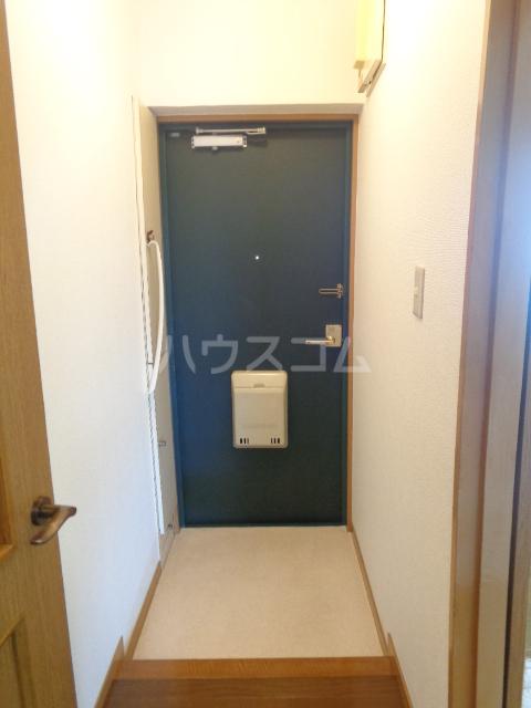 ハートフルライフIWASA2 403号室の玄関