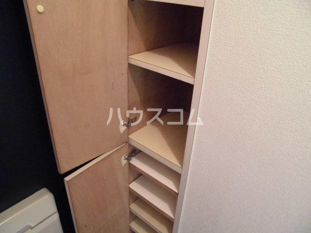 ハートフルライフIWASA2 403号室の収納