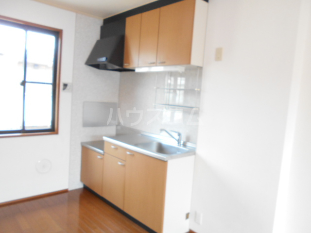 ヴィラ相生B 201号室のキッチン