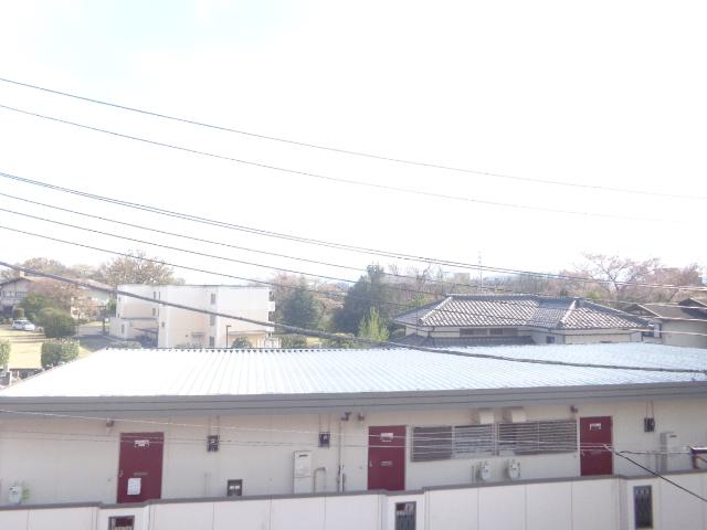 林ハイツⅡ 303号室の景色