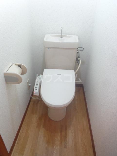 林ハイツⅡ 303号室のトイレ