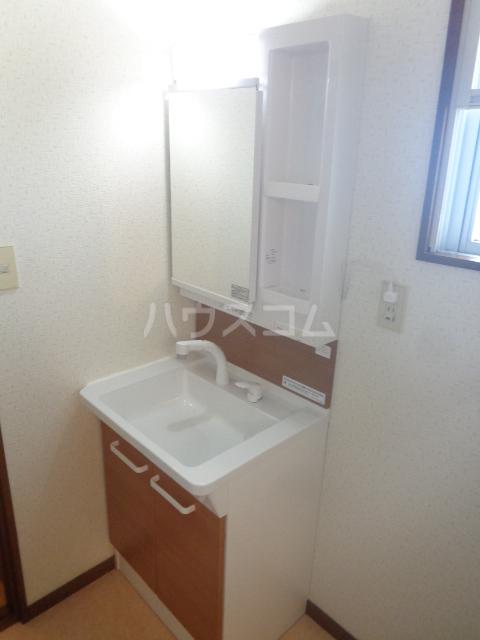林ハイツⅡ 303号室の洗面所