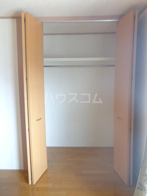 林ハイツⅡ 303号室の収納