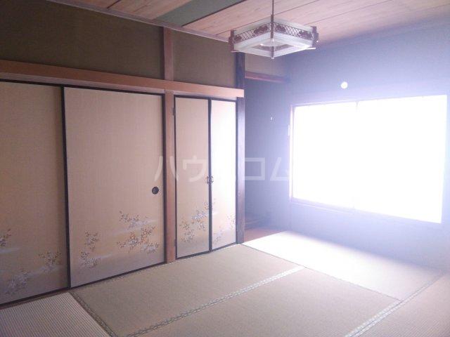 熊谷戸建の居室