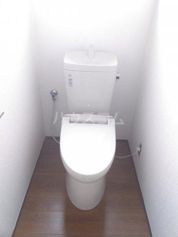 熊谷戸建のトイレ
