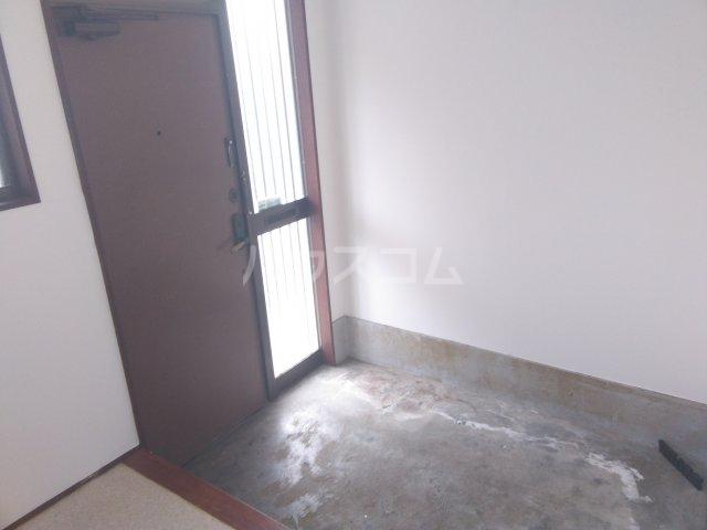 熊谷戸建の玄関