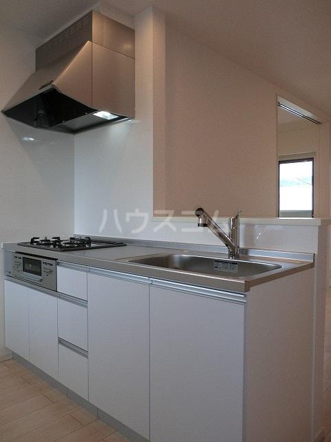 アリエッタ Ⅳ 02030号室のキッチン