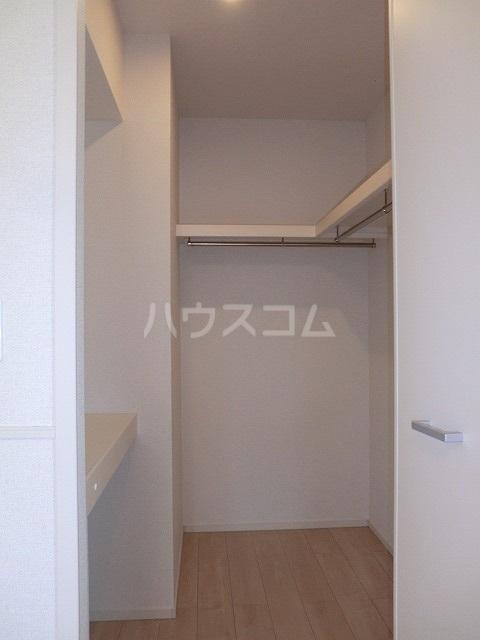 アリエッタ Ⅳ 02030号室の収納