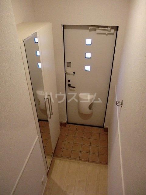 アリエッタ Ⅳ 02030号室の玄関